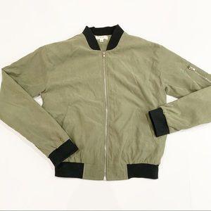46bac80de Women's Olive Bomber Jackets | Poshmark